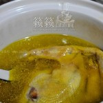 清炖黄油土鸡(荤菜菜谱)