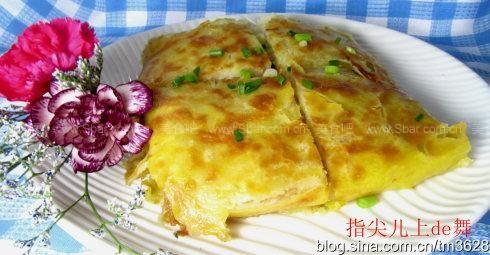 三鲜豆皮的做法 三鲜豆皮的家常做法 三鲜豆皮怎么做 湖北武汉最著名