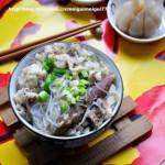 自制羊肉泡馍(早餐菜谱)
