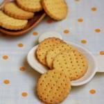 自制红薯低糖饼干(零食菜谱)