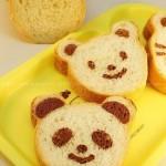 小熊吐司(早餐菜谱)