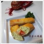 包心菜春卷(早餐菜谱)