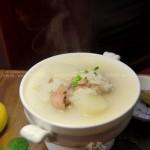 鸭肉山药粥(早餐菜谱)