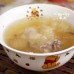 双雪瘦肉汤(滋润汤水菜谱)