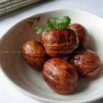 茶香陈皮卤核桃(零食菜谱)