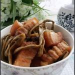 干豆角红烧肉(荤菜菜谱)