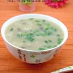猪肝猪脾粥(10分钟营养靓粥菜谱)
