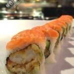 椰香炸虾卷(自制寿司菜谱)