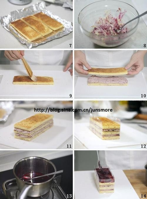 蛋糕勺子手工制作大全图片