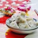 番茄牛肉馅饺子(早餐菜谱)