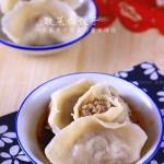 酸菜饺子(东北人过年早餐菜谱)