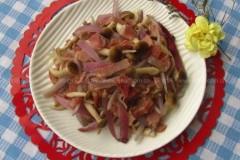 培根洋葱蘑菇