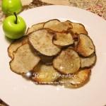 自制红薯脆片(零食菜谱)