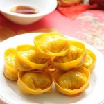 金元宝白菜蒸饺(新年主食菜谱)