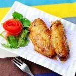 孜然蒜香蜜汁烤翅 (烤箱菜谱)