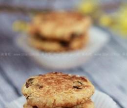 红枣燕麦饼干