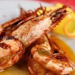 蝦油燜大蝦(海鮮菜譜)