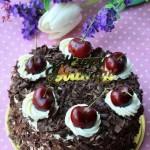黑森林蛋糕(早餐菜谱)