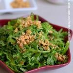 生拌茼蒿(开胃菜谱)