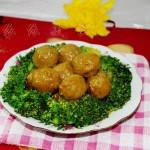 咖喱牛肉丸(荤菜菜谱)