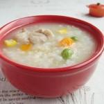 鸭子肉粥(元宵节食谱)