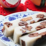 紅棗糯米年糕(滋補養顏的美味小吃菜譜)