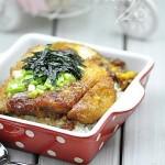 日式猪排盖饭(荤菜菜谱)