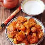 拔丝红薯(热菜菜谱)