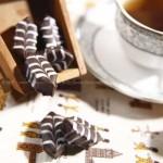 自制草莓巧克力(情人节菜谱)