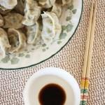 猪肉芹菜蒸饺(早餐菜谱)