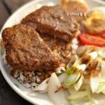 咖喱猪排饭(荤菜菜谱)