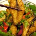 香辣鱼块(荤菜菜谱)