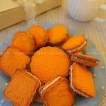 黄金芝士夹心饼干(零食菜谱)