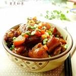 红烧猪尾(荤菜菜谱)