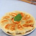 荠菜煎饺(早餐菜谱)