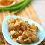 油煎焖子(烟台著名小吃菜谱)