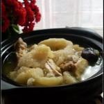 竹荪鸡肉汤 (荤菜菜谱-两招帮你去掉竹荪的怪味)
