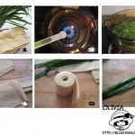 烤春盘 (春季养生菜谱)