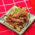 泡椒带鱼 (开胃菜谱)