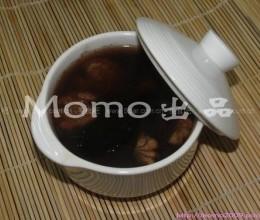 核桃灵芝茶