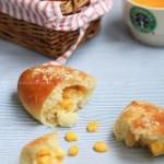 玉米粒小餐包 (早餐菜谱)