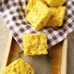 玉米酥 (休闲小零食菜谱)