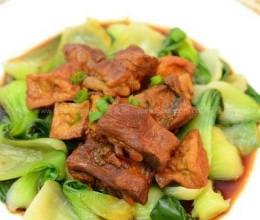 高压锅油豆腐排骨