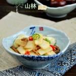 荸荠炒肉丝(荤素搭配菜谱)