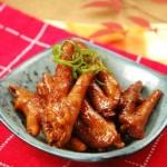酱烧凤爪(荤菜菜谱)