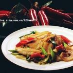 小炒肉(葷菜菜譜)
