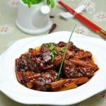 鸭肉炖年糕(荤菜菜谱)