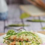 平底锅中式健康批萨(早餐菜谱)
