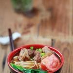 祖传红烧牛肉做法(早餐菜谱)