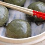 自制清明团子(清明节传统点心菜谱)